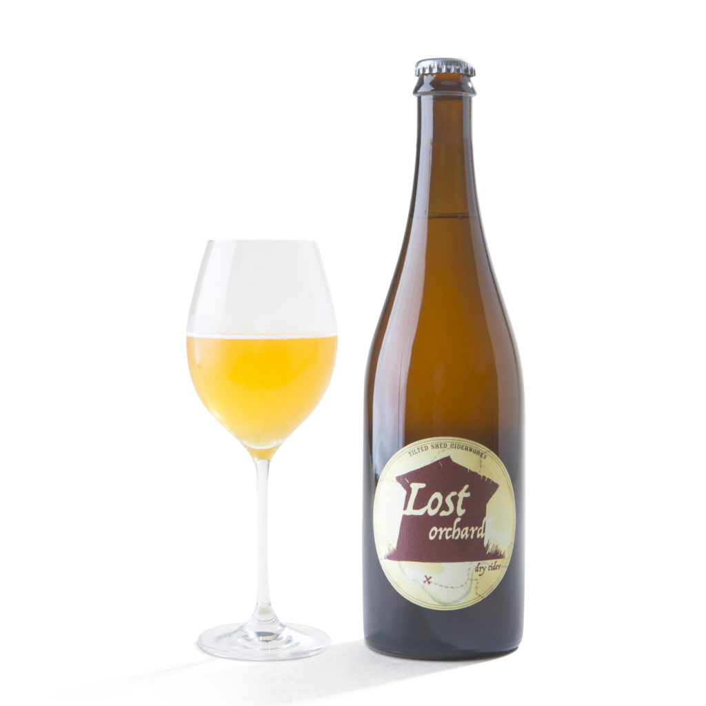 Image 0 for 2016 Lost Orchard Dry Cider