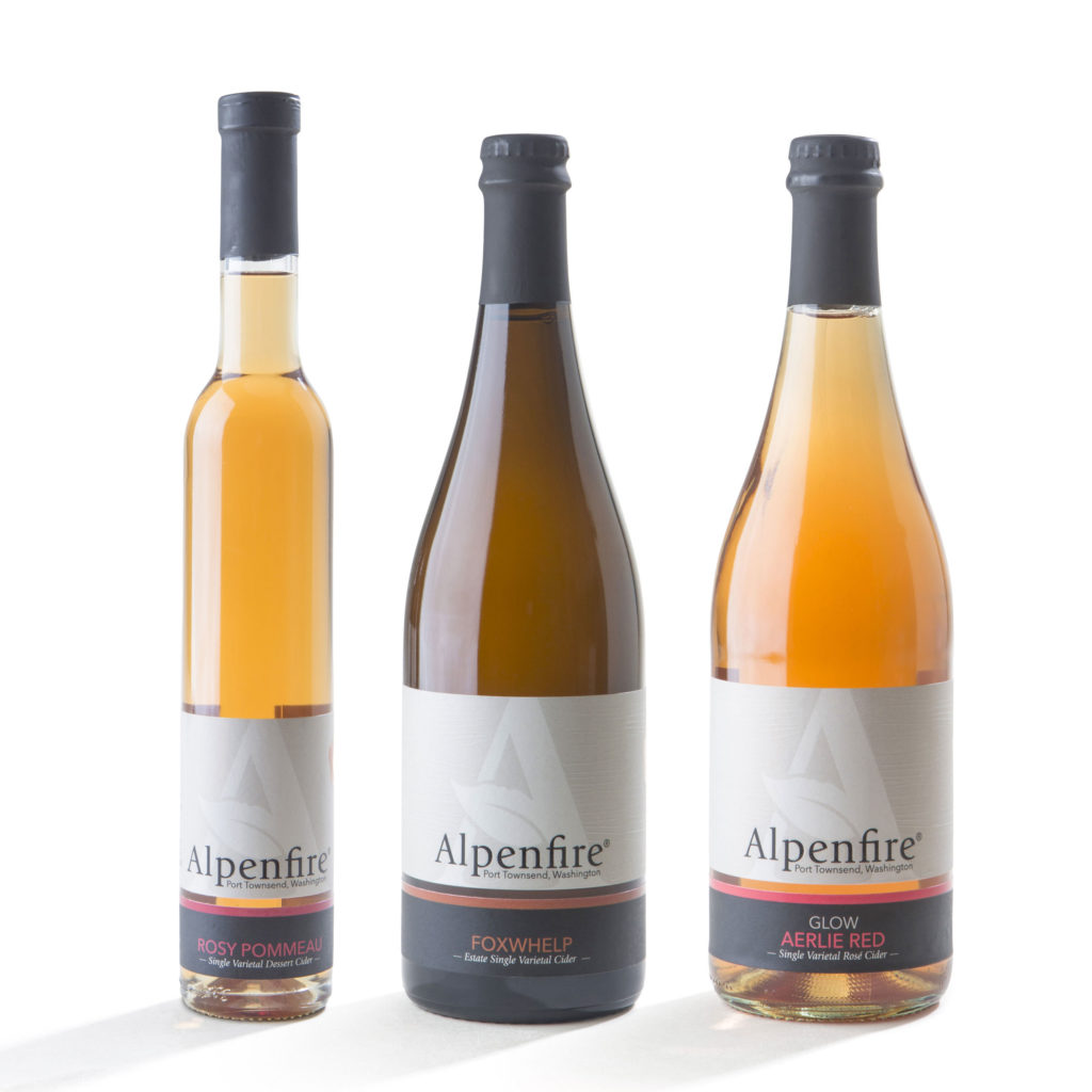 Image 0 for Alpenfire Holiday Cider Trio